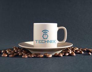 Techniix Cup Branded