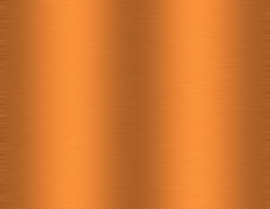 Copper Metallic Texture